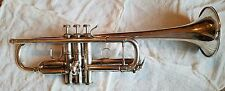 Bach Stradivarius C Trumpet 229 Bell, two (2) leadpipes