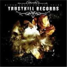 V.A. Trustkill Records Blood, Sweat And Ten Years CD WALLS OF JERICHO THROWDOWN