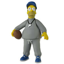 "Coach Homer The Simpsons 25th Anniversary Series 1 5"" Action Figure From Neca"