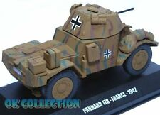 1:43 Military Model PANHARD 178 (France 1942) _ DeAgostini (20)