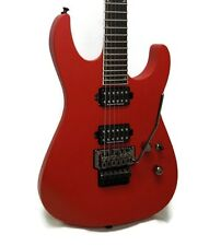 Jackson SL2 Soloist Pro Series Electric Guitar - Satin Red