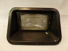 JOHN DEERE 855 LEFT FRONT HEAD LIGHT, COMPLETE ASSEMBLY