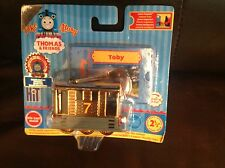 thomas tank take along limited metallic engine toby rare learning curve