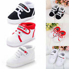 Cute Infant Toddler Baby Boy Girl Kids Soft Sole Shoes Sneaker Newborn 0-18M New