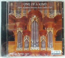 One of a Kind; Johann Sebastian Bach; William Porter, Organ (CD2206)