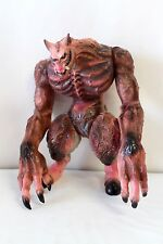 "NEW Karz Works Kaiju Creature Monster Werewolf Ghoul 2010 12"" Action Figure"