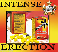 10 x Herbal Yellow Wekender Male Sex Erection Enhancement Libido Supplement