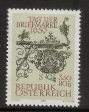 AUSTRIA MNH 1969 SG1571 STAMP DAY