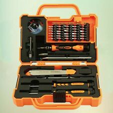 45in1 Multi-Bit Repair Tools Kit Set Torx Screw Drivers For Electronics PC Lapto
