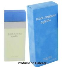 D&G DOLCE E GABBANA LIGHT BLUE POUR FEMME EDT VAPO SPRAY - 100 ml