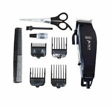 Wahl Hair Cutting Kit Trimmer Scissors Comb Adjustable Length Clippers Corded