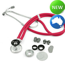 Quality Stethoscope Sprague Rappaport Style ROSE PINK nursing | nurses | doctor