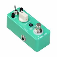 Mooer Green Mile Overdrive effects true bypass guitar pedal