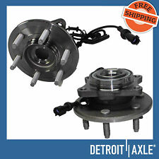 Rear (2) Brand New Complete Wheel Hub and Bearing Assembly Ford Expedition W/ABS