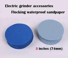 3 inch Hook and Loop Sanding Discs 30/pk 3000 Grit