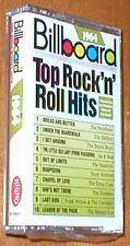 Billboard Top Rock 'n' Roll Hits - 1964 ~ New Cassette with 10 Tracks of Music