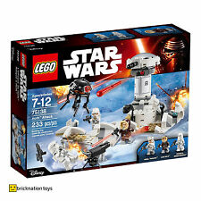 LEGO 75138 STAR WARS Hoth Attack / Episode V / Han Solo NEW SEALED