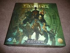 Tannhauser Fantasy Flight Board Game - OUT OF PRINT