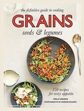 Grains: 150 Recipes for Every Appetite-ExLibrary