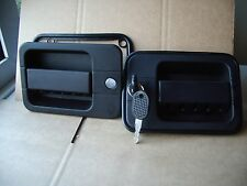 Iveco Truck Eurocargo 75E 180E etc Pair Door Handles + Keys to Restyle 2003
