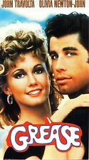 Grease (VHS, 1998, 20th Anniversary Edition) - NEW