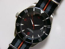 w3 39mm 200m Vintage Diver - Lefty - Highly Decorated Elaboré Swiss ETA 2824-2