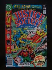All-Star Comics #68 VF Justice Society GL Attacks The JSA