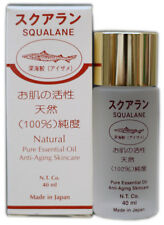 Squalane Oil - Anti-Aging and Anti-Wrinkle 100% Natural Pure Essential Oil 40 ml