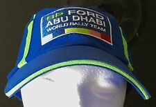 Collectable BP Ford 2009 Abu Dhabi World Rally Team Baseball Cap