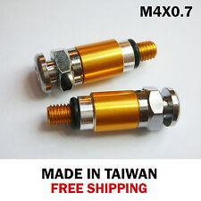 Fork Bleeder Valve KTM SX XC EXC 125/150/200/250/300/350/400/450 -M4x0.7 gold AU