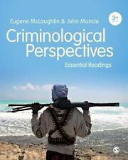 Criminological Perspectives: Essential Readings by SAGE Publications Ltd...
