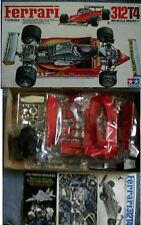 Original Mold VINTAGE TAMIYA  FERRARI 312T4  1:12 Scale Kit  BS1225 New in box