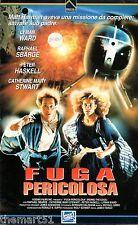 Fuga pericolosa (1992) VHS Fox Video  1a Ed. - James Fargo  - rara