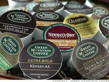 Tully's Coffee K-Cups Variety Pack 192ct - Pick 8 Kcup Flavors Mix Keurig K Cups