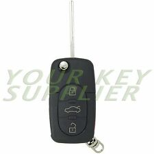 Remote Flip Key Fob Transmitter Keyless Entry Remote New Uncut for VW Volkswagen