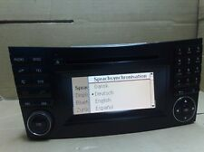 Radio CD MP3 Mercedes Benz W211 E Klasse Autoradio Bluetooth  Alpine MF2820