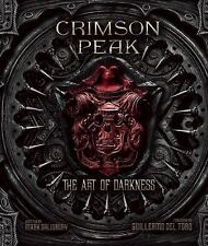 Crimson Peak : The Art of Darkness by Mark Salisbury (2015, Hardcover)