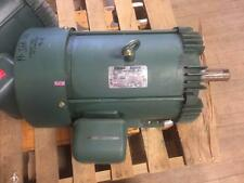 25 HP Reliance Sabre P28S3029 GK Frame 284T 208-230/460V 1765 RPM Electric Motor
