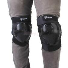 Motorcycle Motocross Knee Guards Protective Shin Pad Armor Gear
