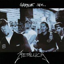 METALLICA - GARAGE INC.: 2CD ALBUM SET