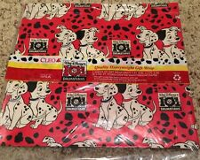 New 101 Dalmatians Disney Wrapping Paper Gift Birthday Christmas 2 Sheets