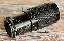 RARE SOUGHT AFTER Tamron 35 210mm SP 26A Lens fit ALL Digital via adaptor