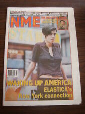 NME 1995 JUNE 10 ELASTICA CHEMICAL BROTHERS SKUNK ANANSIE TEENAGE FANCLUB BJORK