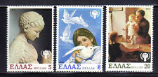 GRECIA/GREECE 1979 MNH SC.1303/1305 Intl.Year of the Child