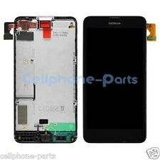 Nokia Lumia 630 635 LCD Screen Display with Digitizer Touch & Bezel Frame, USA