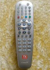 Philips Remote Control RC19046008/01 For  HDRW720  HDRW72017 DVD RECORDEER