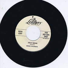 EDDIE COCHRAN - JELLY BEAN / DON'T BYE, BYE BABY ME (Un-issued 1950s ROCKABILLY)
