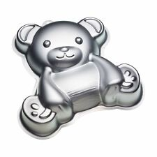 Kitchencraft  Bear Shaped Cake Pan, Cake Tin, Size: 27cm x 26cm x 6cm