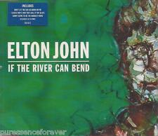 ELTON JOHN - If The River Can Bend (UK 4 Tk CD Single Pt 2)