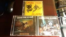Cause for Alarm NYHC victory records Agnostic Front Cro-mags Sick of it all